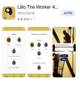 Lillo the worker 4.0